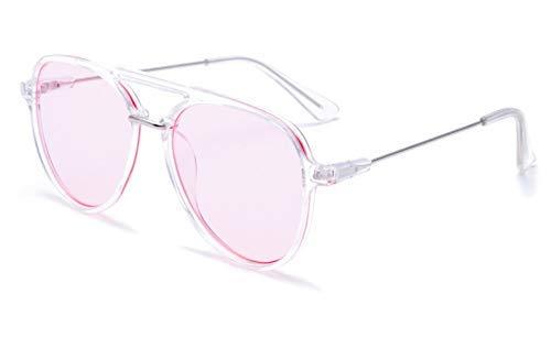 GFF 8 Farben Rot Pilot Sonnenbrille Männer Frauen Transparent Frame Net Rot 13C Marke Brille Designer Eyewear 45485