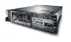 IBM e - Server (2,4 GHz, E5530, 2 GB, DDR3-SDRAM, DVD-ROM, Rack (2U)) -