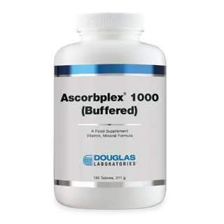 Ascorbplex® 1000 [gepuffertes Vitamin C] 180 Tabletten (331g) DL -