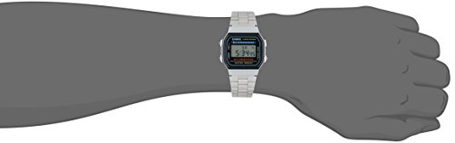 Casio Collection Unisex-Armbanduhr A168WA 1YES - 3