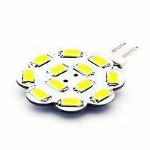 Gx4 G4 6 Watt Replacement 5630 Cluster Led Light Bulb,