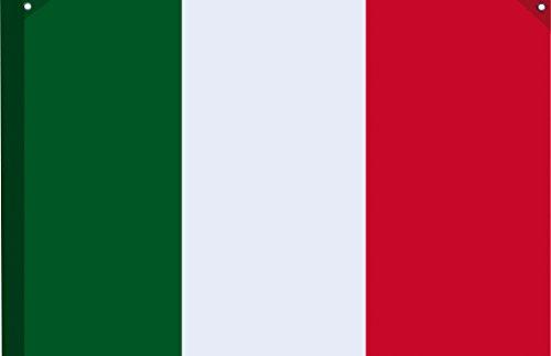 Bandiera italia italiana 50x70 con passante per l asta
