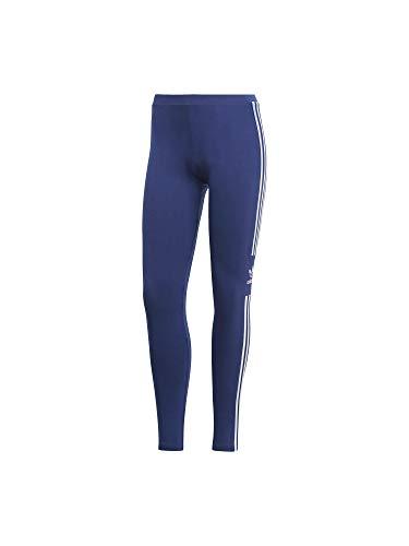 adidas Damen Trefoil Leggings, Dark Blue, 40