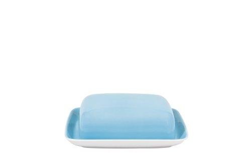 Kahla - Porcelaine pour les Sens 202602A72025A Pronto Colore Beurrier Anguleux Bleu Ciel