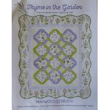 Thymian im Garten ~ Quilt Kit by Maywood (Studio Muster und Stoff ~ (Cottage Garden Quilt)