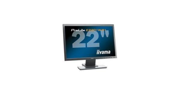 IIYAMA PROLITE E2201W DRIVER (2019)