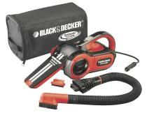 Black and Decker PAV1205-XJ - Aspiradora de coche (12 V, 11 W), color negro, naranja y blanco: Amazon.es: Coche y moto