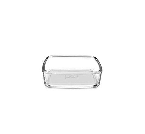 Treo Borosilicate Square Dish- 1000 ml