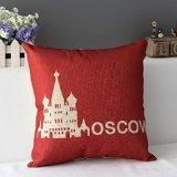 linen-cotton-famous-town-throw-pillow-case-sofa-bed-home-decor-car-cushion-cover