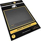 Grafite trasferimento carta lucida-5fogli-50,8x 91,4cm-Carbon Paper by Myartscape (nero)...