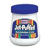 Jet-Puffed Marshmallow Creme, Brotaufstrich - weiche Marshmallow Creme 198g