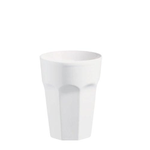 ASA Selection Classic Kaffeebecher Cappuccino Cup, Keramik, Weiß, 250 ml, 5180147