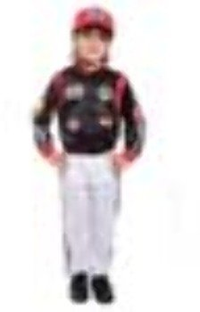 Dress Up America Kinder Rennwagen Fahrer Kostüm (Race Car Driver Kostüm Jacke)