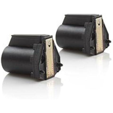 Inkadoo® Paquete promocional de Cartucho de tinta Reciclado NCR 7731 - 51604A 51604A - negro