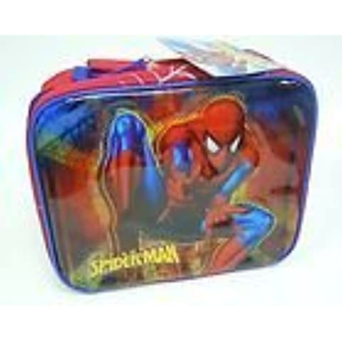 Marvel Comics Spider-Man Insulated Lunch Box NEW