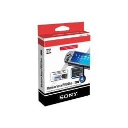 Sony msmt4gn-psp memory stick pro duo psp 4 gb, nero