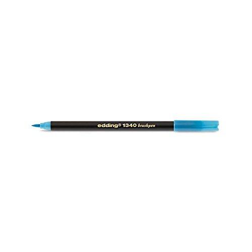 Pinselmaler 1340 azure-blau Brushpen -