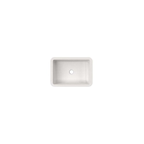 Franke 113.0285.397Auflage (über Spüle Arbeitsplatte, Rechteckig, Weiß, 1in, rechteckig,...