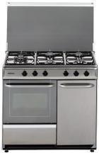 Meireles Cocina de gas G2950D1VX INOX