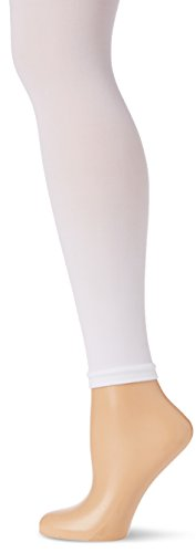 Wear Moi Div60 Collant Femme, Blanc, FR : XS (Taille Fabricant : XS)