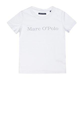 Marc O'Polo Jungen T-Shirt, Weiß, Größe 110