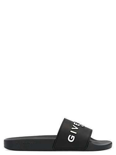 Givenchy Damen Be3004e0dh001 Schwarz PVC Sandalen