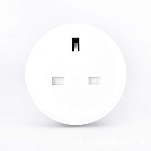 yjll Smart Plug WiFi Mini Smart Outlet Compatible with Alexa Google Home...