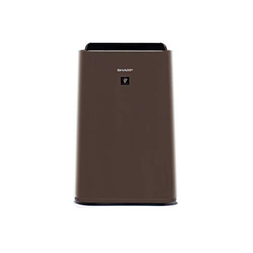SHARP UA-HD40E-T Luftreiniger (mit Befeuchtungsfunktion, Verbesserung der Luftqualität, Ideal für Allergiker, drei Stufen Filtersystem, HEPA-Filter, Räume bis zu 26 m²) taupe