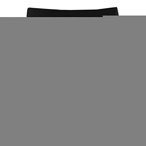 TupTam Mädchen Skater Rock mit Elastischem Bund, Farbe: Schwarze Herzen/Amarant, Größe: 98-104