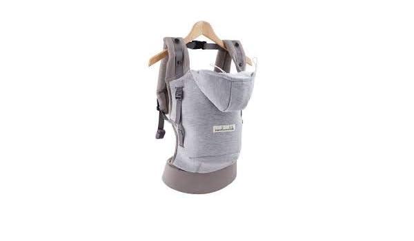 Je porte mon bebe - Je porte mon bebe - hoodiecarrier coton - gris  athletique Hc13  Amazon.fr  Bébés   Puériculture e671f933251