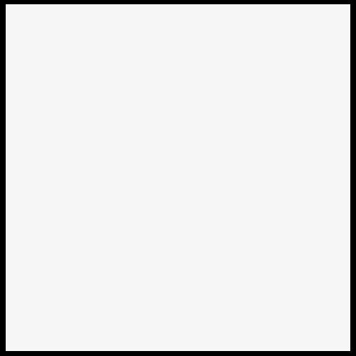 Milano Aruba - White Horizontal Designer Radiator 635mm x 595mm - Single Panel Oval Vertical Column Rad - Luxury Central Heating Radiators - Fixing Brackets included - 15 YEAR GUARANTEE