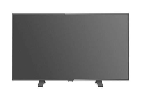 Philips 4900 series 4K UHD Slim LED TV - LED TVs (IEC, 4K Ultra HD, A, 16:9, 4:3, Zoom, Black)