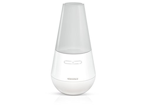 Home Ambiente Parfüm (Soehnle Valencia Aroma Diffuser 68025, weiß)