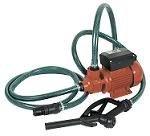 Ribitech 1102 Pompe à gaz-huile électrique 370 W