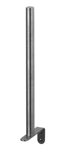 HACEKA IXI Reserve-Papierrollenhalter, Edelstahl, gebürstet, 1118376