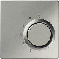 Jung-Taste für Mechanismus Thermostat tr236u Stahl -
