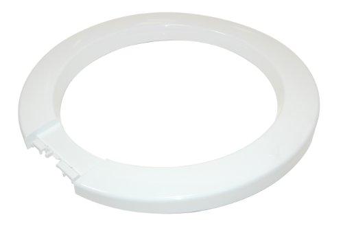 AEG 1108252006 Waschmaschinenzubehör/Türen/Waschmaschine weiße Außentürverkleidung Frame