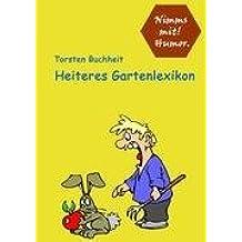 Heiteres Gartenlexikon