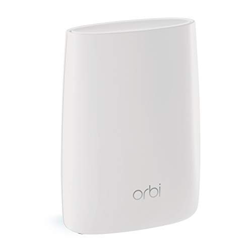 NETGEAR ORBI Satellite Wifi Mesh amplificateur ultra puissant RBS50 (1 satellite extender additionnel) - Jusqu'à 175m² de couverture