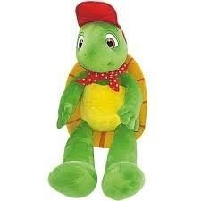 dujardin-peluche-tortue-franklin-32-cm-32xcm