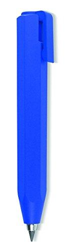 Worther Shorty - Matita con fermaglio, colore blu