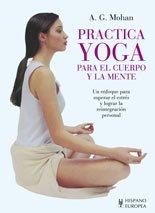 Portada del libro Practica yoga para el cuerpo y la mente (Herakles)
