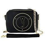 Versace Jeans Donna Borsa E1VRBBQA700508 NERO 21x7x15cn