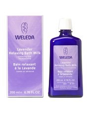 Lavender Relaxing Bath Milk (200ml) Bulk Pack x 6 Super Savings