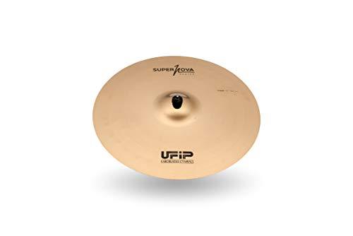 Gebraucht, Ufip Cymbals Crash Becken 16 Inch gebraucht kaufen  Wird an jeden Ort in Deutschland