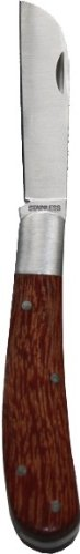 Unimet Kopuliermesser, Premium, braun, 20 x 8 x 8 cm, 141109