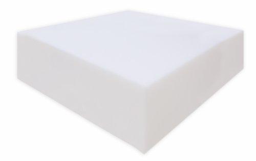 Dibapur PUR-Schaumstoffplatten, schaumstoffmatte, Verpackungschaumstoff, Schaumstoff TYP RG20 ca.100cm x 200cm x 10cm (Schaum-panel-versand)
