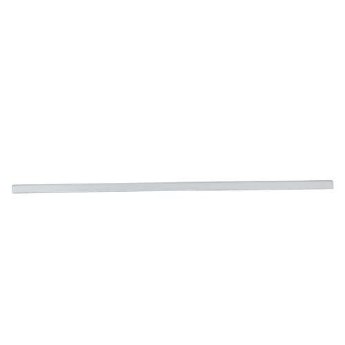 ORIGINAL Bauknecht Whirlpool 481246089084 Leiste Zierleiste Schiene Halterung Glasplatte Boden Platte Profil Kühlschrank auch Ignis Philips Ikea wie Indesit Ariston C00312756 auch Hotpoint Scholtès