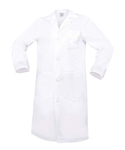 Laborkittel in mehreren verschiedenen Größen Berufsbekleidung Labormantel (L)