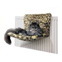 Danish Design Pet Products Ltd Cat Kumfy Kradle Leopard